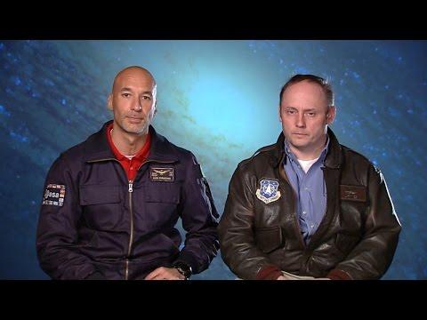 Astronauts Mark Leonard Nimoy's Passing