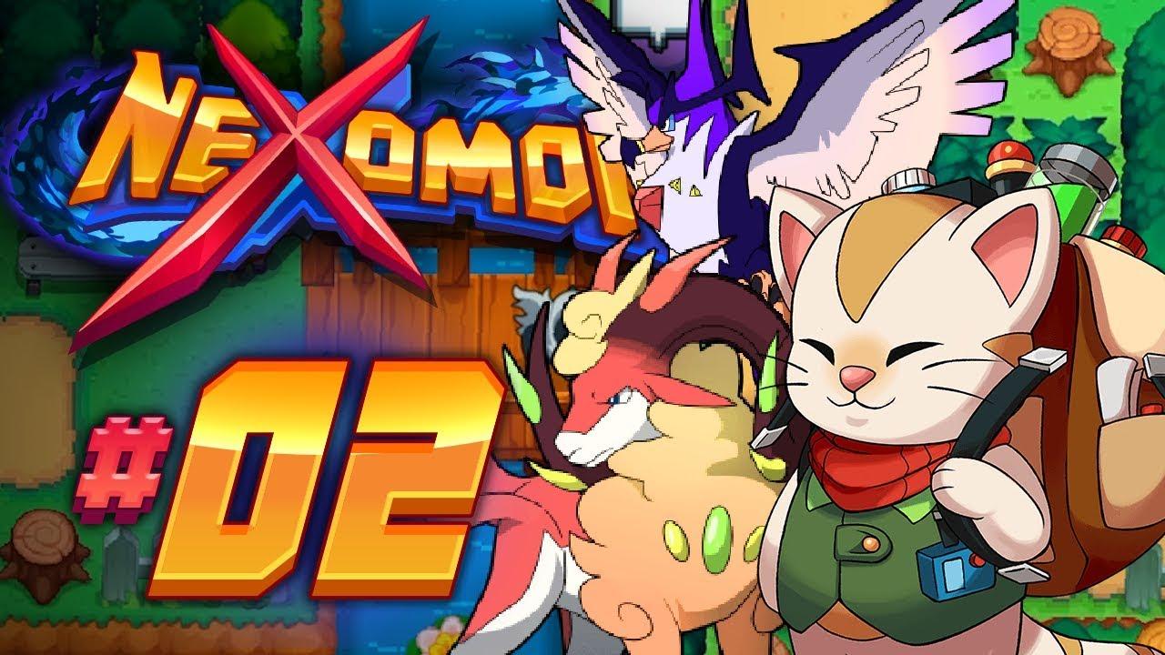 Nadine, The Champion Of The Wind! - Nexomon iOS Gameplay Walkthrough: Part  5 w/ Sacred