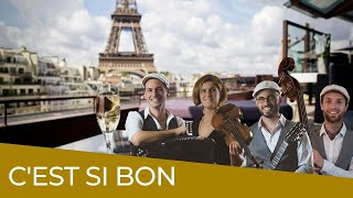 C'est si bon (Montand, Thomas Dutronc, Armstrong) (Cover Jazz)