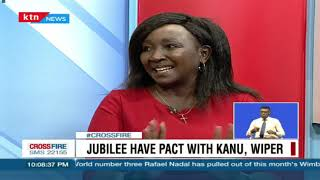 #CROSSFIRE: Inside 2022 race to state house and Jubilee, ODM merger ahead of 2022 elections