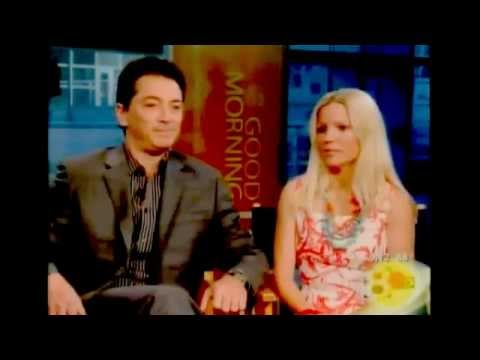 Actor Scott Baio surprises his crush live on the air!!