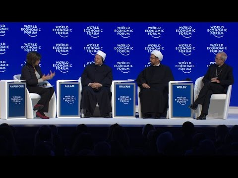 Davos 2016 - A Common Stance against Extremism