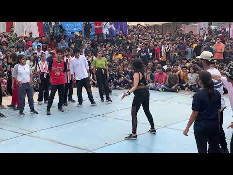 IIT Kanpur   Tour de force   Dance Battle   Antaragni 2019