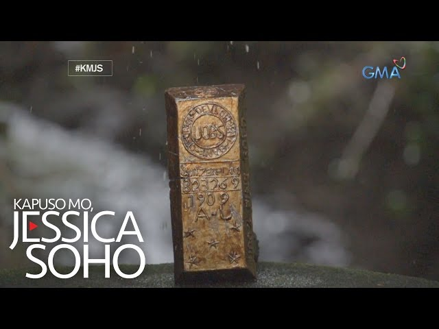 Kapuso Mo, Jessica Soho: Gold bar, natagpuan diumano sa Mindanao?