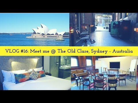 The Coolest Hotel In Sydney - The Old Clare