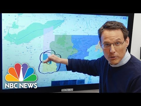 The Race For Pennsylvania's Disappearing Congressional District | NBC News