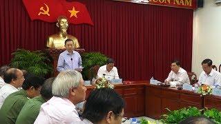 Tin Tức 24h Mới Nhất Hôm Nay :Ban Chỉ đạo Cải cách tư pháp Trung ương làm việc với TP Cần Thơ