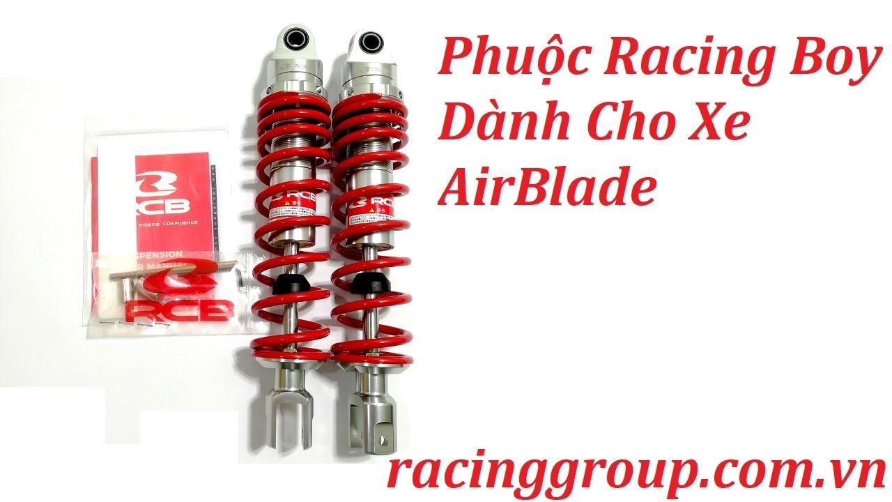 Phuộc Racing Boy Dành Cho AirBlade