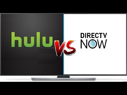 Hulu Live TV Vs DirecTV Now - BEST STREAMING SERVICES OF 2019 EP. 3