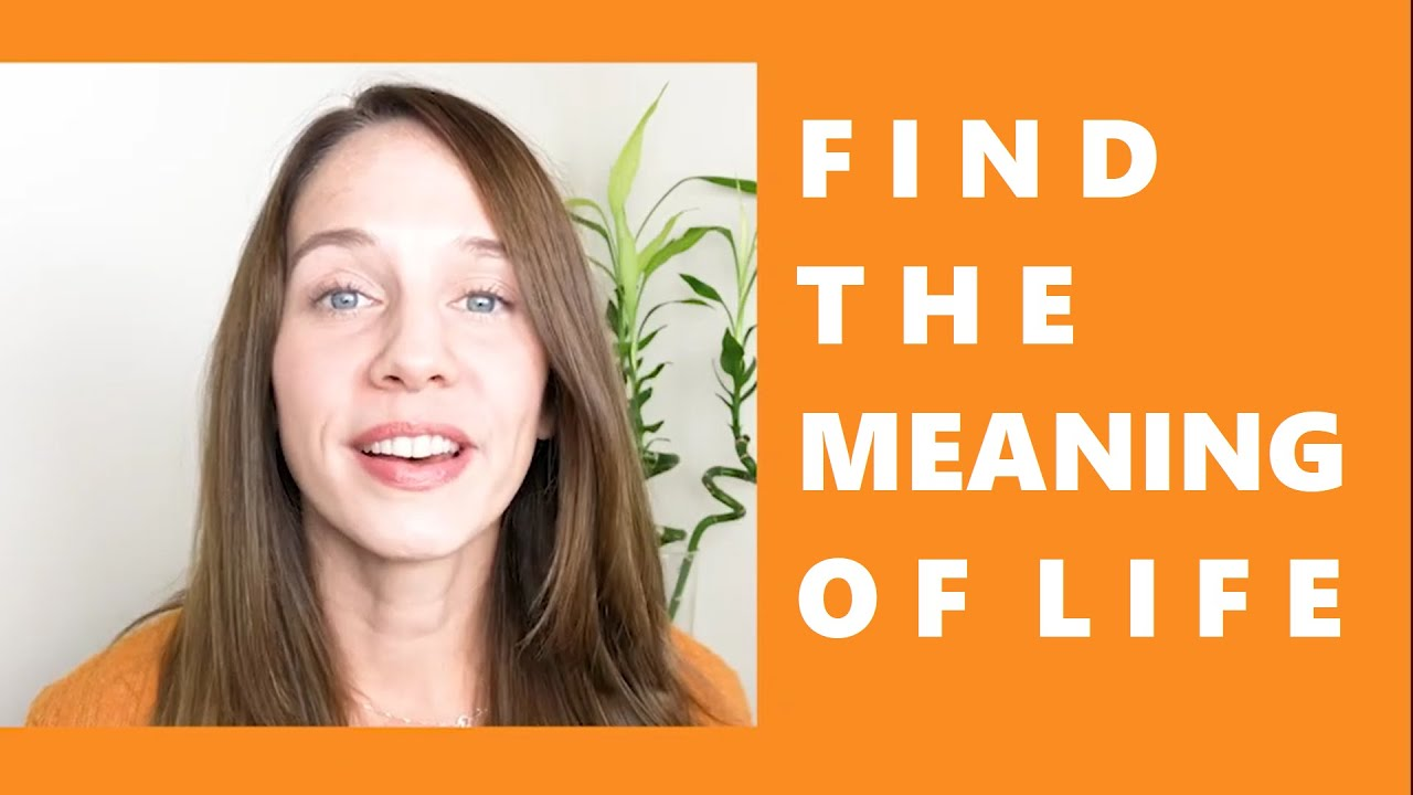 Meditation how to :  Find the Most Meaningful Life