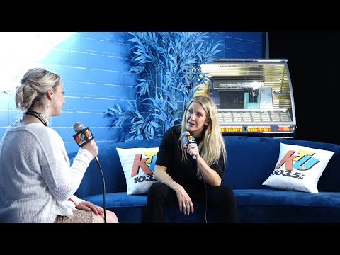 Ellie Goulding Just Goes For Those Epic Collaborations