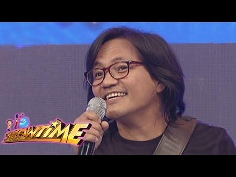 It's Showtime: Ebe sings 'Wag Ka Nang Umiyak'
