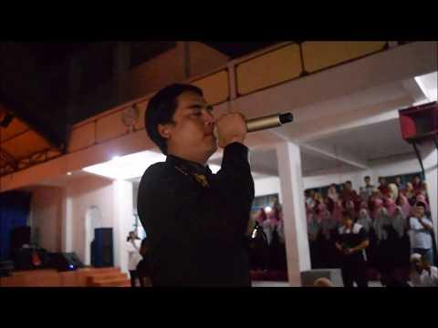 Charly Van Houten - Bintang Kehidupan [LIVE] at Darussalam Ciamis