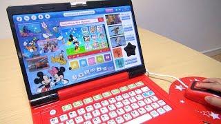 ディズニー パソコン Disney Kids PC
