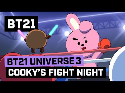 BT21 UNIVERSE 3