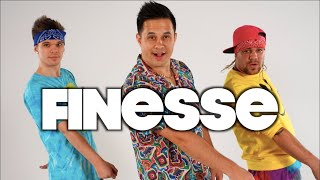 Bruno Mars - Finesse Remix Dance Cover Ft. Cardi B - Jayden Rodrigues