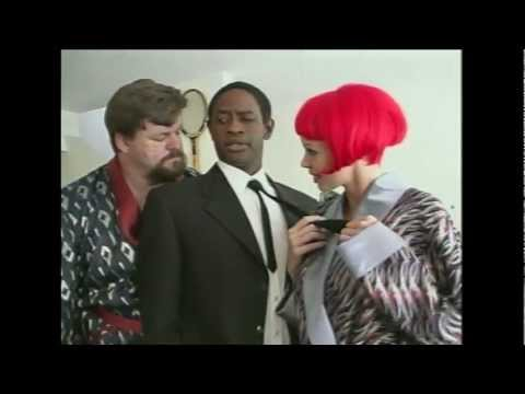 "Mike Rademaekers in ""Art Police"" with Tim Russ and Ethan Phillips (sexual situations)"