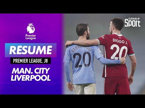 Le résumé de Manchester City - Liverpool