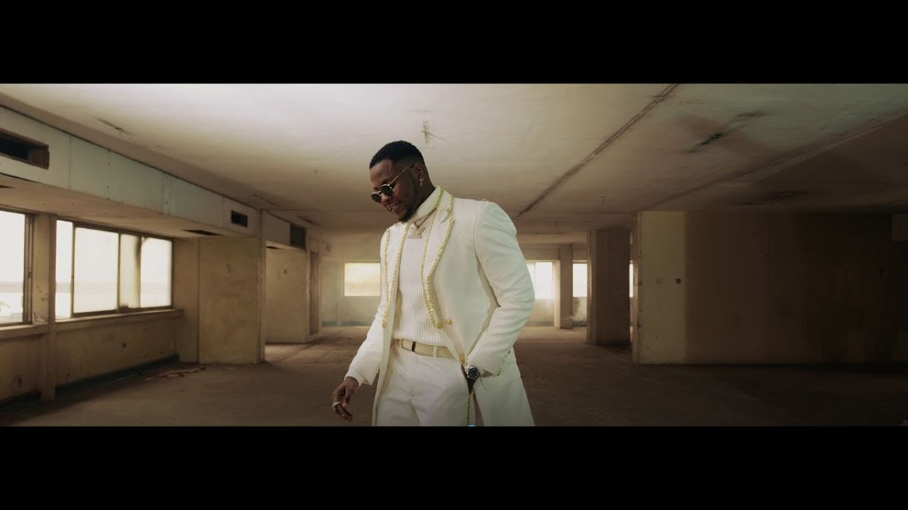 Jaho by Kiss Daniel (Prod. Dj Coublon) HD 4k Lyrics Video #1