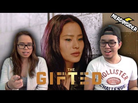 Thumbnail: Marvel's THE GIFTED Official Trailer REACTION & REVIEW