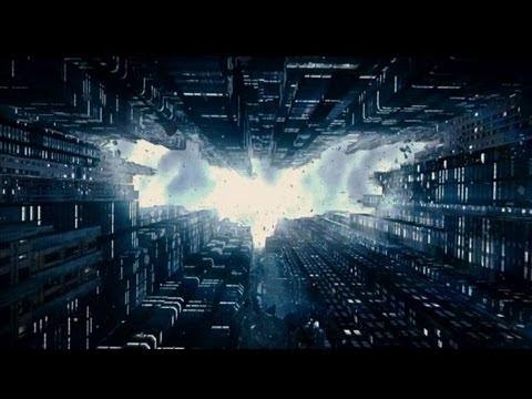 Dark Knight Rises Prologue Report