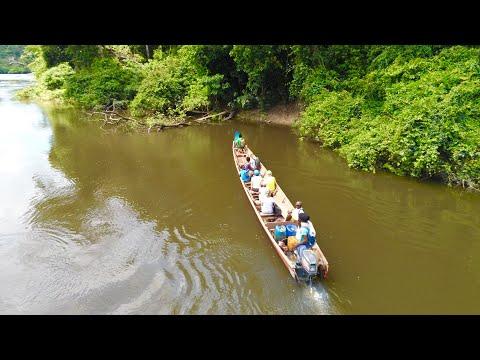 destination voltzberg Suriname