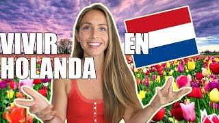LAS 12 COSAS QUE ME SORPRENDIERON DE HOLANDA I Mi experiencia viviendo en Holanda
