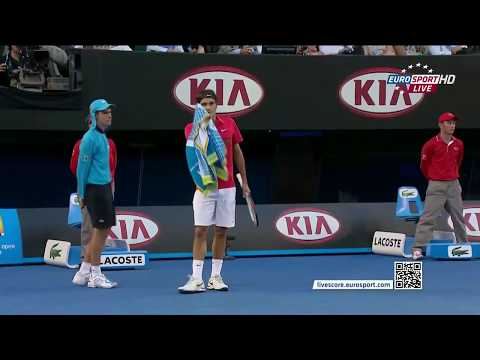 Roger Federer - NO WAY!!!
