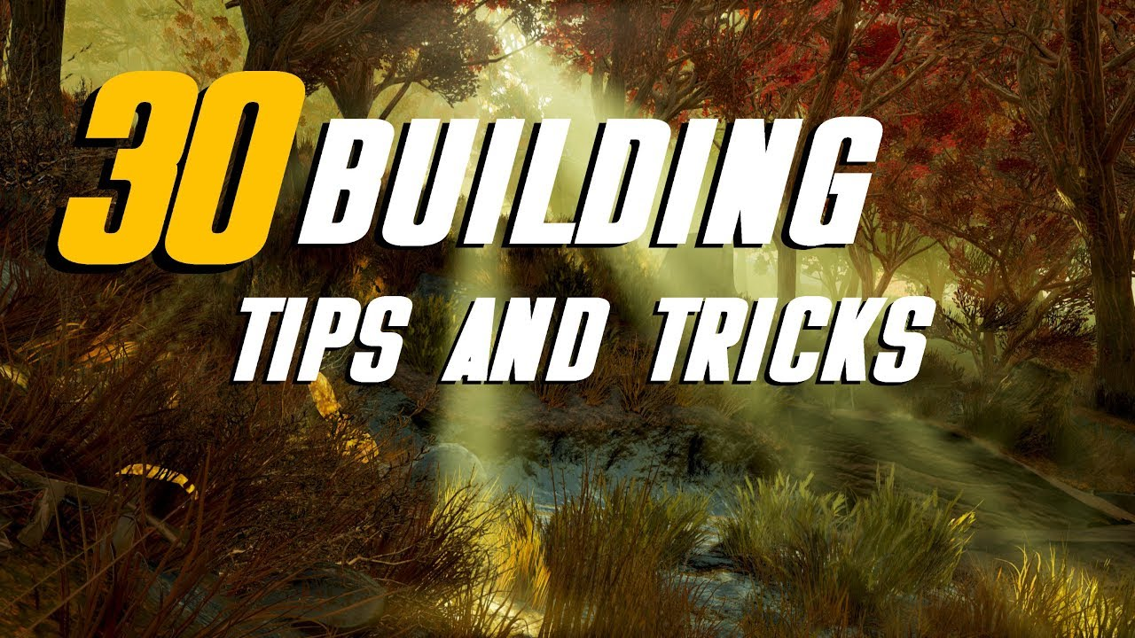 ▷ Fallout 76: How to build a CAMP all you need to know for