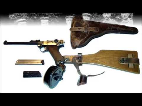 Rare German Pistols of World War I