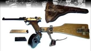 Rare German Pistols of World War I