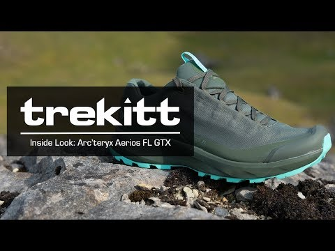 Inside Look: Arc'teryx Aerios FL GTX YouTube