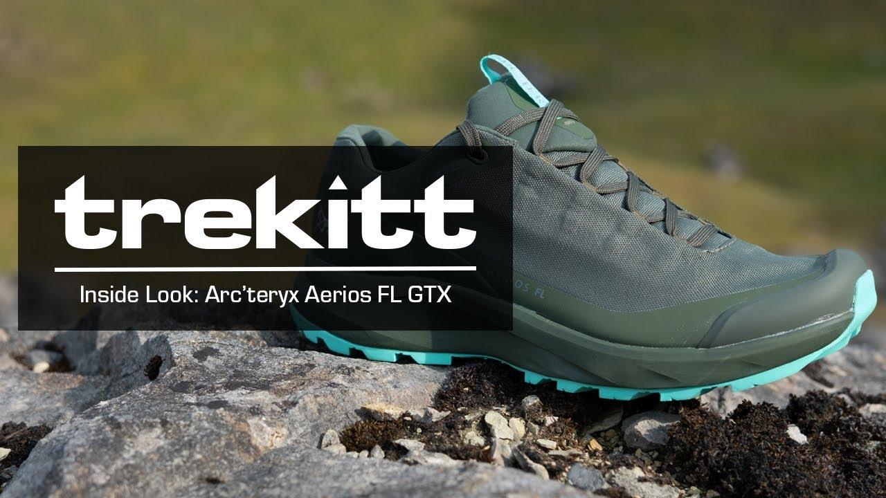 47f206889a1c58 Inside Look: Arc'teryx Aerios FL GTX - YouTube