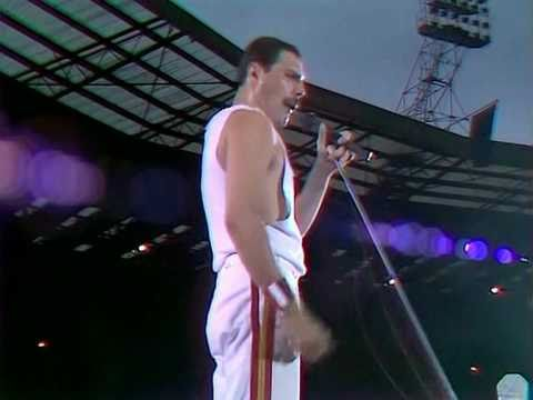 Queen Live at Wembley 1986 - Friday Concert (Remastered) - Part 2