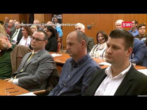 Gemeinderatssitzung - Langversion