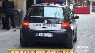 08/04/2015 - QUESTORE CHIUDE PUNTO SNAI DELLA STAZIONE: SIGILLI AL LOCALE