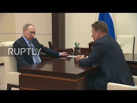 Russia: Share of European gas market increased to 34 percent - Gazprom CEO