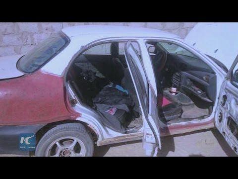 9 policemen killed in blast in Egypt's Sinai