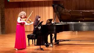Ignacy Jan Paderewski, Violin Sonata Op. 13, III. Finale. Allegro molto quasi presto