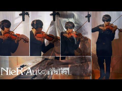 SLSMusic|尼爾:自動人形|Weight of the World / NieR: Automata - Violin & Piano Cover
