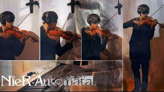 SLSMusic|尼爾:自動人形|Weight of the World / NieR: Automata - Violin & Piano Cover