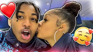 SHE TOOK ME ON A DATE TO A INDOOR SKI RESORT IN DUBAI! ❤️ (MUST WATCH)