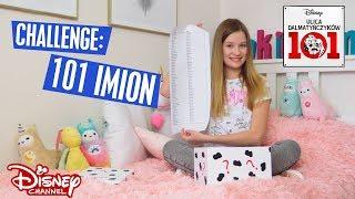 Cookie Mint w Disney Channel | Challenge: 101 imion | Ulica Dalmatyńczyków 101