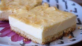 ЧЕШСКИЙ ТВОРОЖНЫЙ ЛИСТОВОЙ ПИРОГ/ Sheet Cake with Cottage cheese