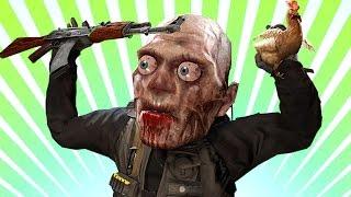 FUNNY COUNTER STRIKE MOMENTS - CS GO Zombie Escape PROS