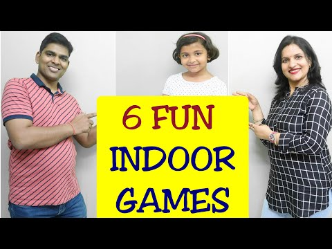 6 full Masti Indoor Game for Kids/Family,Party Game For Kids/Keep Kids Busy At Home/6 Awesome Game