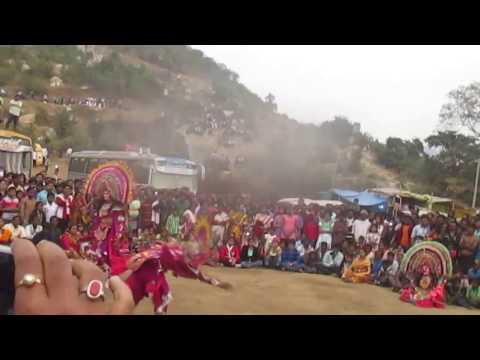 Purulia,ayodhya chou dance.