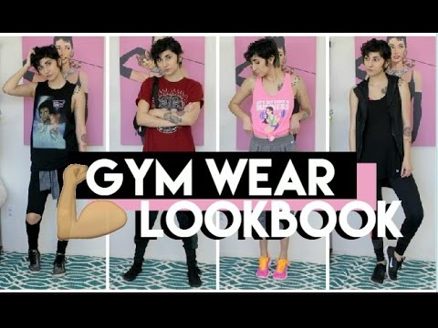 ec2f6eea2e26d1 What I Wear to the Gym - YouTube