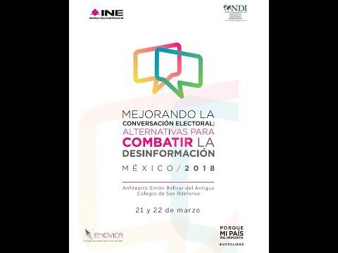 Forum Improving Electoral Conversation: Alternatives to Combat Disinformation