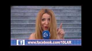 Gunay Ibrahimli Gece delisidir+Meshurlar metroda 10LAR ATV